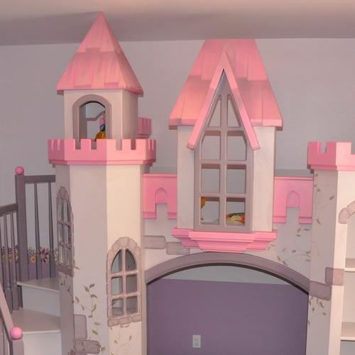Castle loft bed 28 images castle loft bed 28 images for Castle bed plans pdf